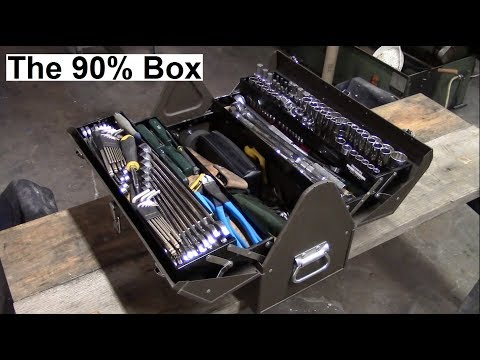 Machine Tool / CNC Field Service Toolbox Tour