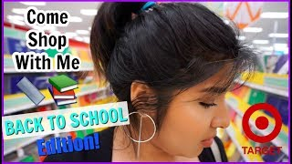 Come Shop With Me: Back To School & School Life Hacks!