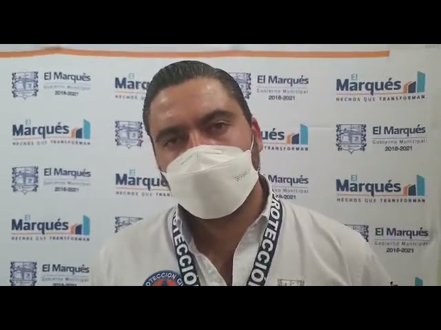 Proteccion Civil de El Marqués atiende de 320 a 350 accidentes en carreteras