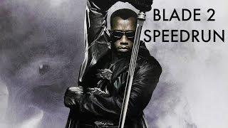 Blade 2 Any% NG+ Speedrun WR 54:28