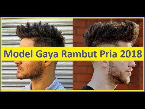 20 Model Gaya Rambut Pria 2018 Terbaru yang Trendy dan Bagus
