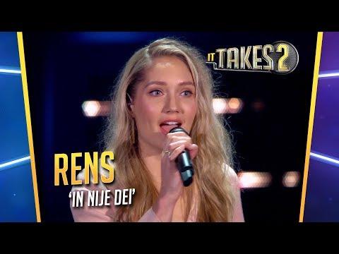 Rens Kroes - In Nije Dei | It Takes 2