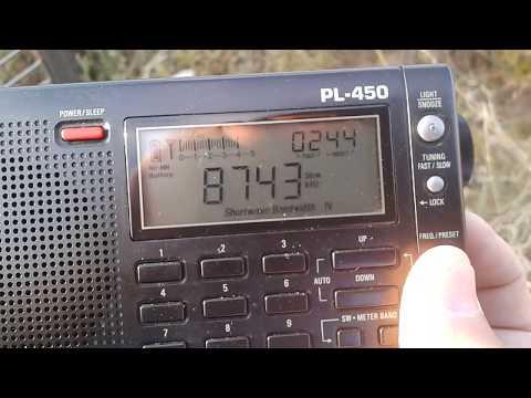 8743/6765 Bangkok Meteorological Radio