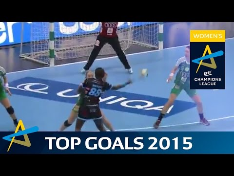Top 30 Goals Of 2015 | Women's EHF Champions League