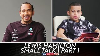 """You sound a bit American!"" 
