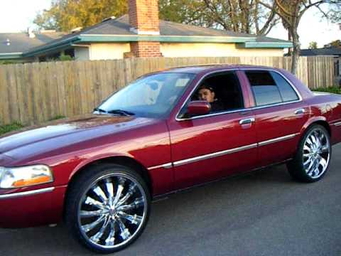 Baker On 24 S Grand Marquis Youtube