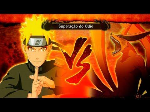 #10 Naruto Vs Nove Caudas - Naruto Ultimate Ninja Storm 3 Detona!