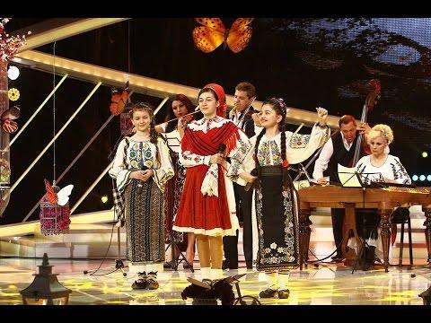Ana, Bia şi Ingrid! Un trio de senzaţie al folclorului românesc, la Next Star!