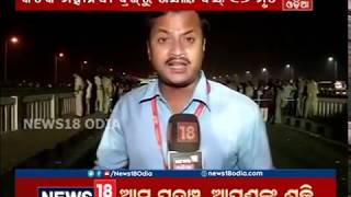 Bus falls off Mahanadi bridge near Cuttack, Know how was the accident occurred