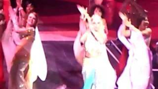 Britney Spears Me Against The Music Indian Remix Live @ Anaheim 04202009