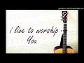 Download Lagu Rohani Kristen : Izinkan ku menyembahmu. Mp3 MP3 song and Music Video
