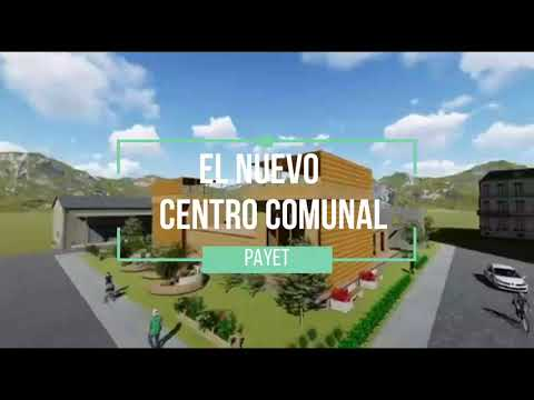 PROYECTO CENTRO COMUNAL PAYET