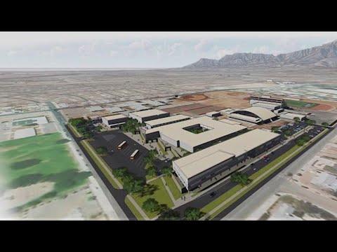 Irvin High School breaks ground on renovation project