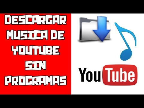 Descargar Musica Desde Youtube En 2 Seg [MP3] Sin Programas Win xp,vista,7,8,8.1 - 2015