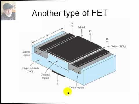 principe de fonctionnement d 39 un mosfet transistor doovi. Black Bedroom Furniture Sets. Home Design Ideas
