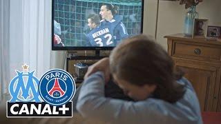 La publicité émouvante de Canal+ pour OM-PSG 2017 !