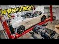 When Will My Cheap Lamborghini Be FINISHED?! | GARAGE UPDATE
