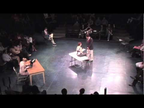 HP Laserjet 6P/6MP Postscript (part 1 Of 2): New Voices Young Playwrights Festival 2010