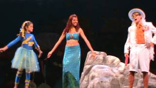 2012 Pandemonium Productions Little Mermaid Part 4 Scuttle Song Version 1 (Opening night)