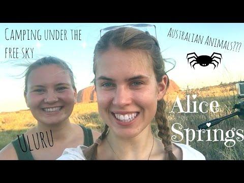Video diary Australia #11/ Alice Springs