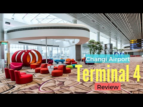 Changi Airport Terminal 4 Review - Open House Event