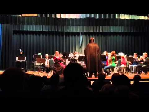 William Campbell High School Band