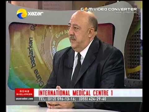 Доктор Юнус Гасанов International Medical Centre 1