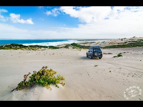 Dunes of Lincoln and Coffin Bay National Parks