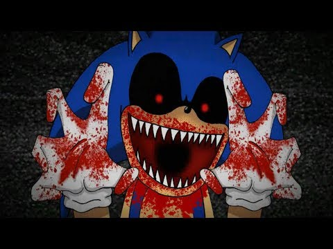 SONIC.EXE SIMULATOR - PLAY AS SONIC.EXE AND KILL THE OTHERS [+Sonic1.exe] | SEIZURE WARNING!