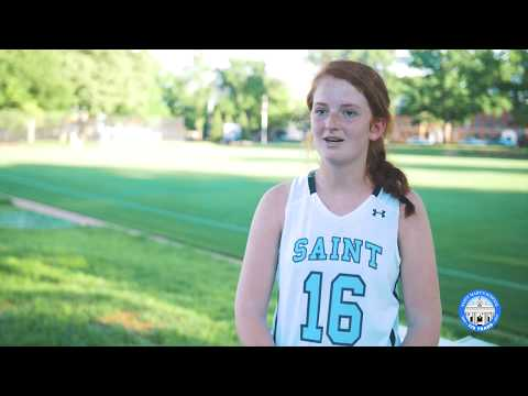 Saint Mary's School Admissions Video Featuring Megan '20