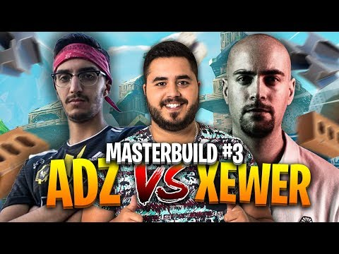 ⚡ ADZ vs XEWER - MASTERBUILD #3