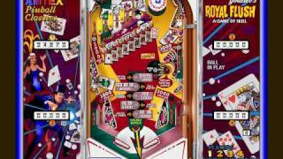 Royal Flush Pinball - another remake of a real life table