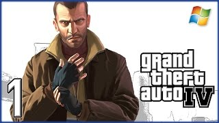 GTA4 │ Grand Theft Auto 4 【PC】 -  01