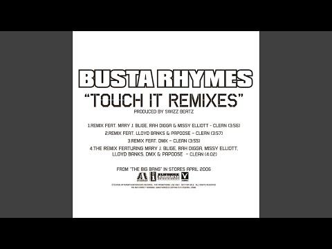 Touch It (Remix/Feat. DMX) (Explicit)