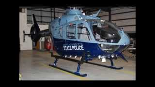 The making of EC 135 scale Rc Helicopter,Massachusetts State Police ..video.wmv
