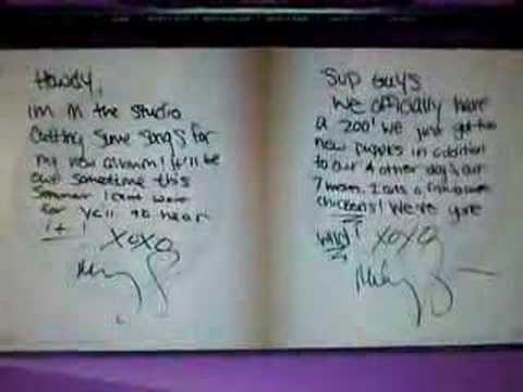 mileys online diary from mileyworld