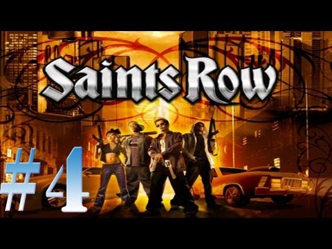 Shino Plays Saint's Row 1 - Ep. 4 - Drugs and Explosions!