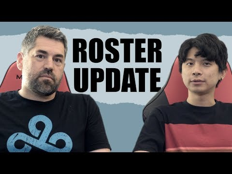 Cloud9 LoL LCS Roster Update | Summer 2018