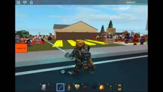 roblox DC And Marvel (soy el assesino Deathstroke)
