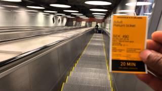 Arlanda Express to Stockholm Central Sweden