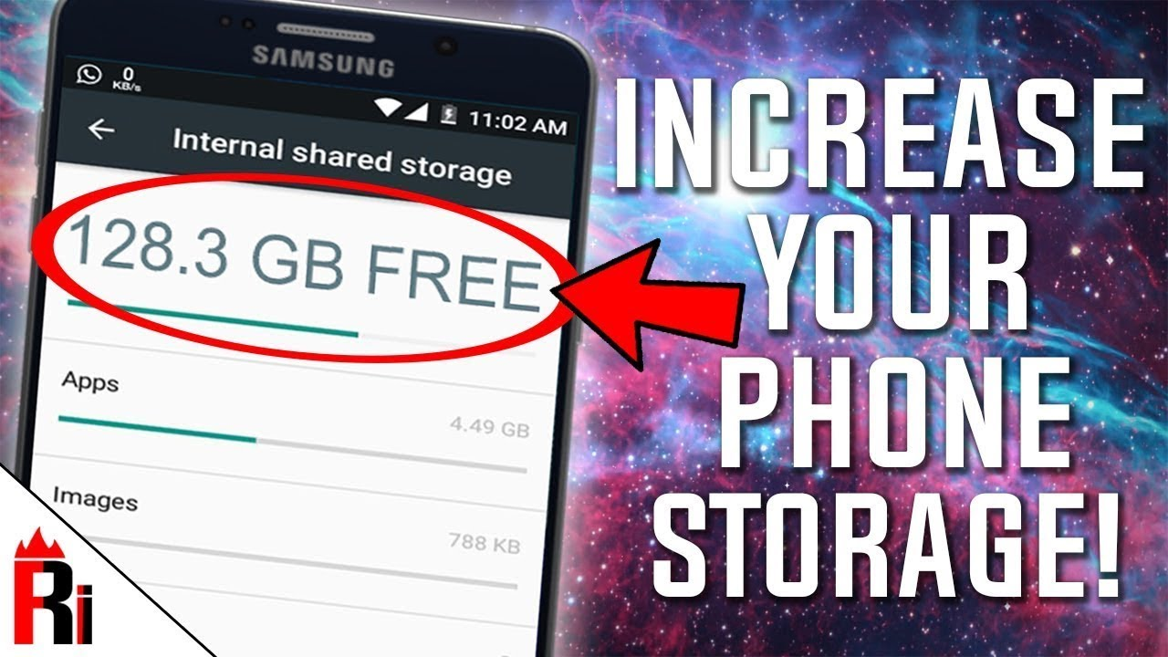 4 Hacks To Increase Your Android Storage Without Deleting Anything