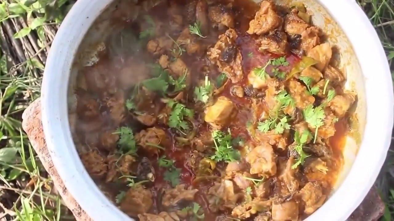 Cách mà bà già cà ri nấu cà ri gà Sao ngon tuyệt theo kiểu là quê Ấn Độ