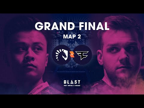 Faze vs Liquid - Blast Pro Series - g2