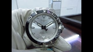 Tissot Seastar 1000 T120.407.11.031.00