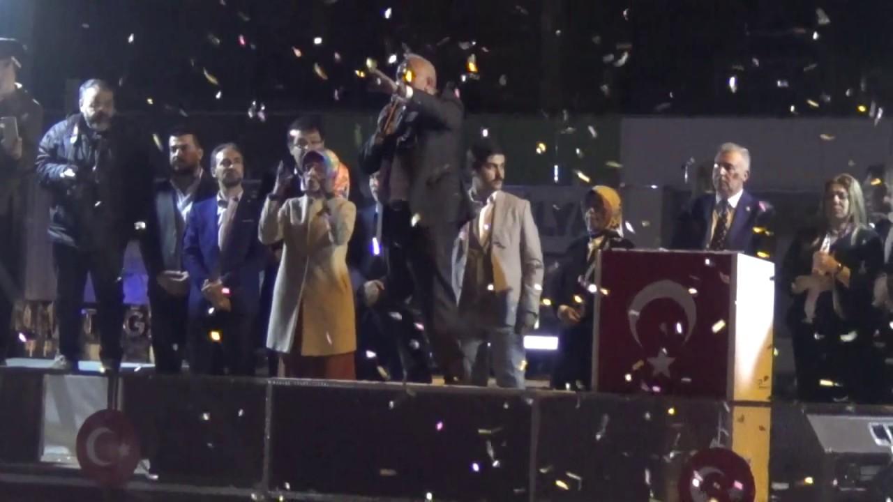 """Elvan: """"Erdemli Türkiye'nin Parlayan Yıldızı Olacak"""""""