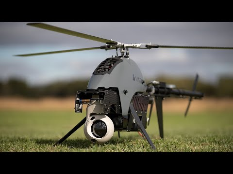 VAPOR All-electric Helicopter UAS