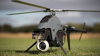 VAPOR All-electric Helicopter Unmanned Aircraft System