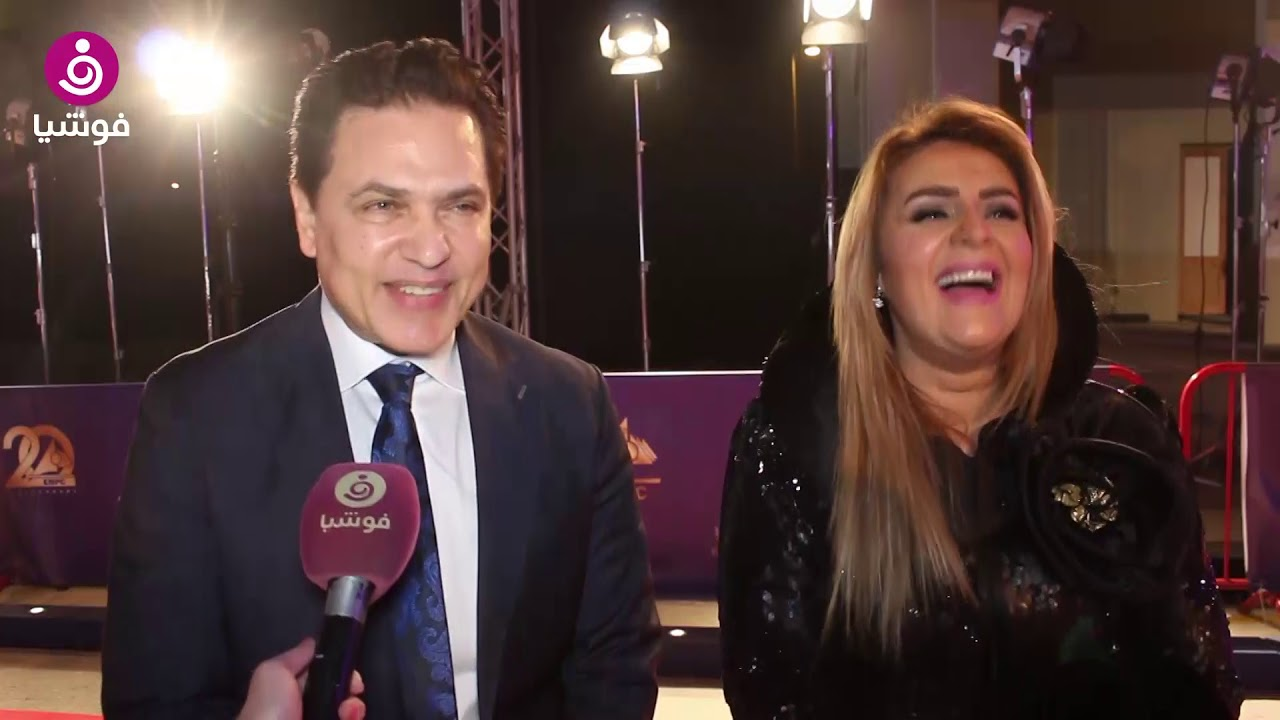 محمد رياض يكشف لـ فوشيا عن ظهوره الرمضاني ورانيا محمود ياسين تتألق في حفل الإنتاج الإعلامي Youtube