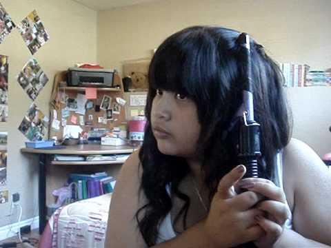 kristine's hairstyle sweet 16