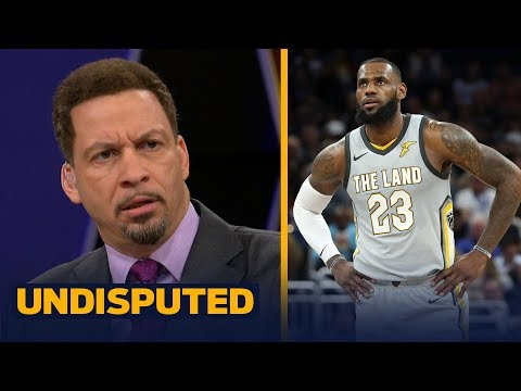 Chris Broussard: LeBron and current Cavs team winning is more impressive for his legacy | UNDISPUTED